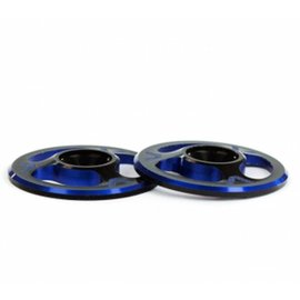 Avid RC AV1060-DBLU Triad Wing Buttons Dual Black / Blue M3 (2)