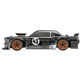HPI HPI115990 Ken Block, 1965 Ford Mustang Hoonicorn RTR, 1/10 Scale Rally Car