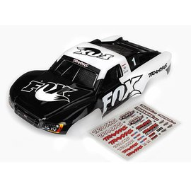 Traxxas TRA6849 Fox Edition Slash 4x4 Body