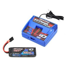 Traxxas TRA2992  2s 5800mAh LiPo Battery & Charger Combo Pack