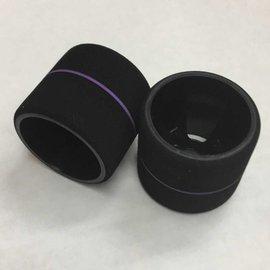 BSR BSR F1234-SPC  Pro-cut 1/12 Team Spec Purple Stripe Rear Foam Tires (2)