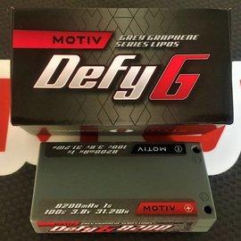MOTIV MOV2005 DEFY Grey Graphene Pro Li-Po 1cell, 3.8V, 8200mah, 100C