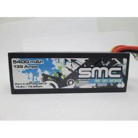 SMC SMC54135-4S1PD  True Spec Premium 14.8V 5400mAh 90C Deans Plug