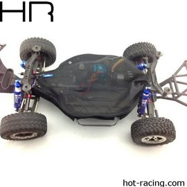 HOT RACING HRASLF16C06  Chassis Dirt Guard Cover, 4X4 Slash