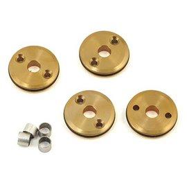 Flash Point FPR2128  Flash Point 12mm Brass 1/10 Shock Piston (4) (2x1.5mm)