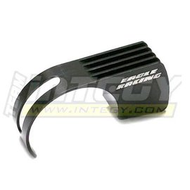Integy 2700BLACK 5 Fin Motor Heatsink For 540 & 550 Size Motor