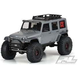 Proline Racing PRO3336-00 Jeep Wrangler Unlimited Rubicon Body 12.3""