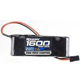 Team Associated ASC613  1600MAH NIMH 6.0V Flat RX Pack 5-Cell