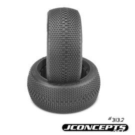 J Concepts JCO3132-0202 O2 Medium Triple Dees 1/8 Buggy Tires (2)