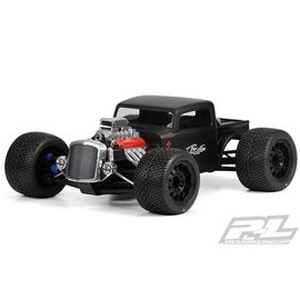 Proline Racing PRO3410-00 Rat Rod Clear Body