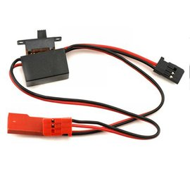 Traxxas TRA3034  RX Power Pack On/Off Switch Wiring Harness