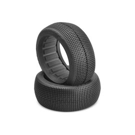 J Concepts JCO3121-01 Blue Soft Reflex 1/8 Buggy Tires (2)