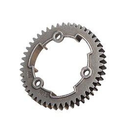 Traxxas TRA6447X  46-tooth Spur gear steel 1.0 metric pitch X-maxx  XO-1  E-Revo VXL 2.0