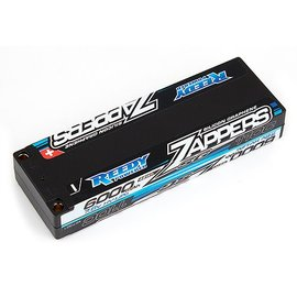 Team Associated ASC27321Reedy Zappers SG 6000mAh 110C 7.6V LP Stick