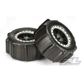 Proline Racing PRO10146-13 Sling Shot Pro-Loc Impulse Mounted Tires