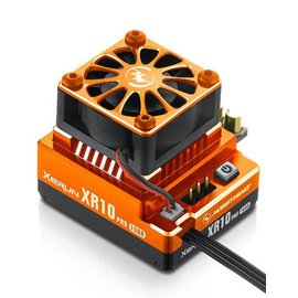 Hobbywing HWA30112601  XeRun XR10 Pro, 160 Amp Brushless ESC Orange