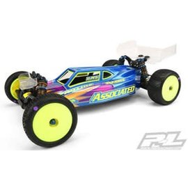 Proline Racing PRO3486-25 Elite Light Weight Clear Body for Associated B6 and B6D