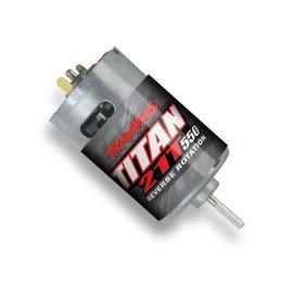 Traxxas TRA3975R  Titan 550 Reverse Rotation Motor (21-Turn)