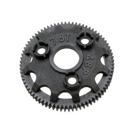 Traxxas TRA4676  76T Spur Gear 48P (for Models w/Torque-Control Slipper Clutch)