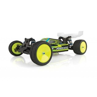 Team Associated ASC90021 RC10 B6.1D Off Road Buggy Team Kit, 1/10 Scale, 2WD