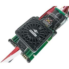 Castle Creations CSE010-0140-00 Mamba XLX 34Volts  ESC with Voltage Range: MIN: 3 S LiPo to MAX: 8S LiPo XL X