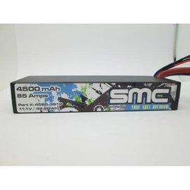 SMC SMC4585-3S1PT True Spec 3S 11.1v 4500mAh 90C Lipo w/Traxxas Plug