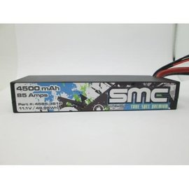 SMC SMC4585-3S1PXT60 True Spec Premium 11.1V 4500mAh 90C Lipo w/XT60 Plug