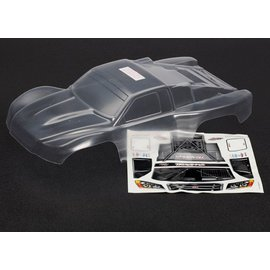 Traxxas TRA6811 Slash 4X4 Body (Clear)