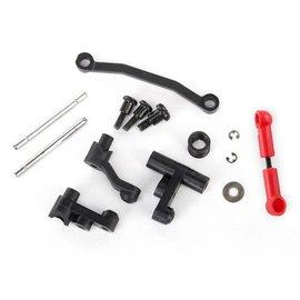 Traxxas TRA7538X  La Trax Steering Bellcranks/Servo Saver/Spring/retainer/posts/draglink