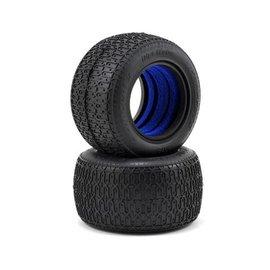 "J Concepts JCO3079-01 Blue Soft Dirt Webs Tire 2.2"" Truck Wheel"