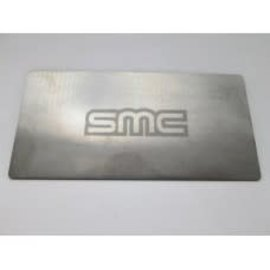SMC SMC1015 Tungsten Alloy Plate 1mm Thick 66 Grams