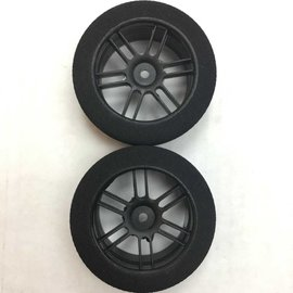 BSR BSRF2625D  26mm Tire 25 Shore Drag Carbon Wheels (2)