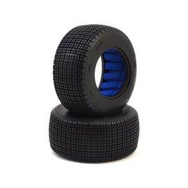 "Proline Racing PRO10149-01 Slide Job SC 2.2""/3.0"" M2 (Medium) Dirt Oval SC Mod Tires"