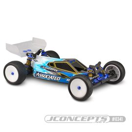 J Concepts JCO0341 P2 B6.1 High Speed Body With Areo Wing