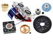 Pinion & Spur Gears