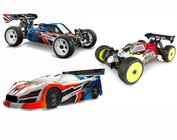 1:8 On-Road, Buggy & Truggy