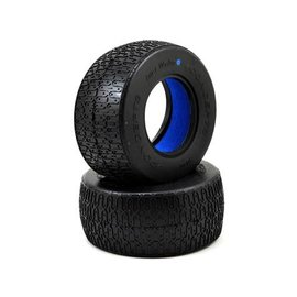 "J Concepts JCO3080-01 Dirt Webs SCT 3.0"" x 2.2"" Tire Blue (2)"
