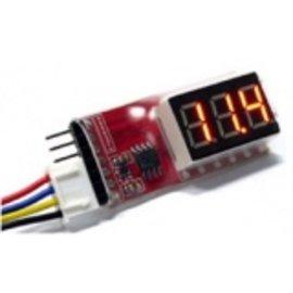Michaels RC Hobbies Products AOK-3003  AOK Digital Battery Meter