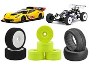 1:7 & 1:8 scale Tires