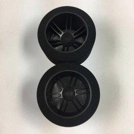 BSR BSRF4538D 45mm Wide Touring Foam 38 Shore Drag Carbon Wheels