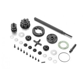 Xray XRA374901  F1 X1 Pan Cars On-Road Gear Differential Sets
