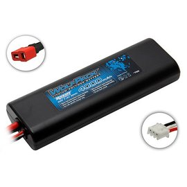 Team Associated ASC752  WolfPack LiPo 4000mAh 35C 7.4V