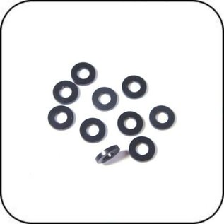 Awesomatix A700-SH1.0  6x3x1.0mm Spacer Gray (10)