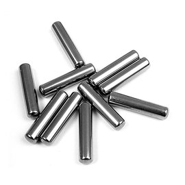 Hudy HUD106050  3x14mm Set of Replacement Drive Shaft Pins (10)