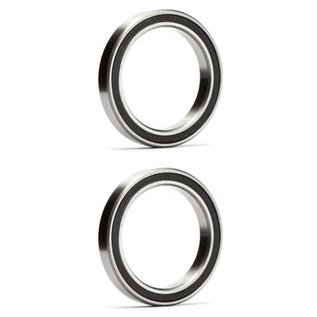 Avid RC 6704-2RS  20x27x4 Rubber sealed Bearing (2)