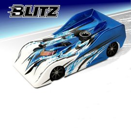 BLITZ BLZ60120  BLITZ TS02G Clear Body 1/10 GDP( 200mm) (1.0mm) Standard