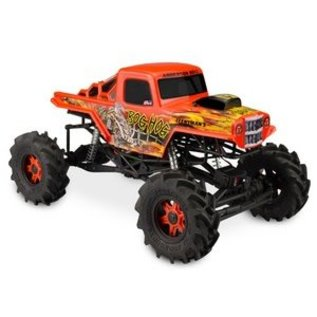 Jco0347 Bog Hog Mega Truck Body Clear Michael S Rc Hobbies