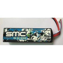 SMC SMC72149-3S1PT  True Spec Premium 11.1V 7200mAh 90C G10 plates Lipo Traxxas Plug