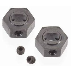 MIP MIP12140  Keyed Hex Adapter X-Duty CVD'S (2) (Traxxas)