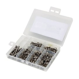 Dynamite Stainless Steel Screw Set for Traxxas Stampede 4X4